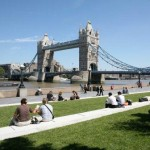 Iconic backdrops: Potters Fields